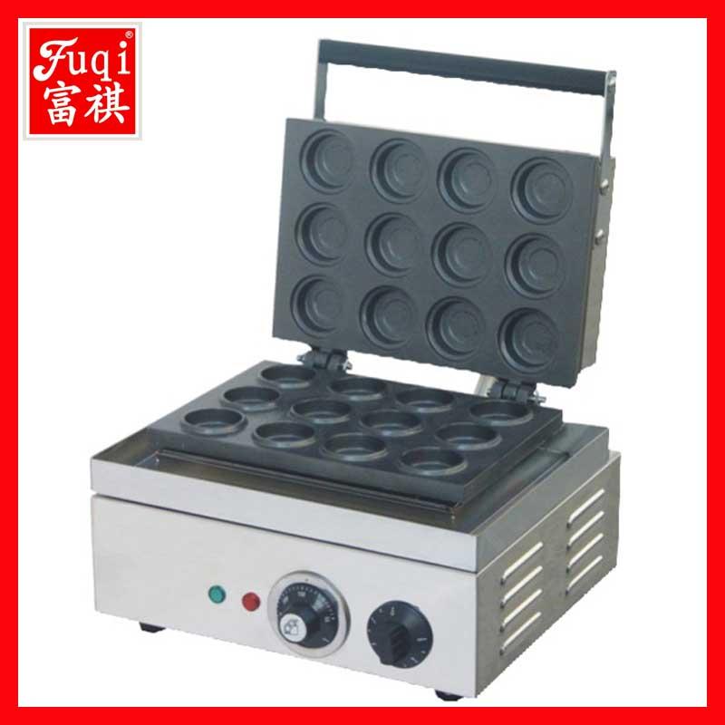 台湾十二格红豆饼机 电热红豆饼机厂家批发 红豆饼机多少钱