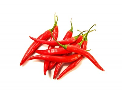 有机红辣椒