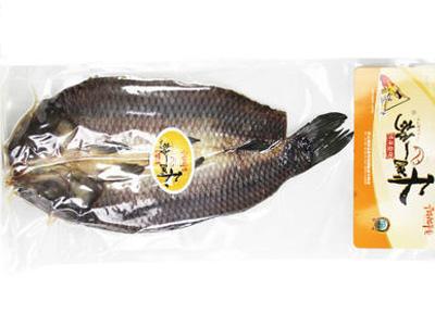大鱼肉干淡水青鱼干