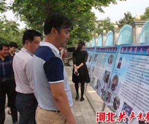 """魏县不断创新人才宣传模式,用""""电子名片""""为人才宣传月代言"""