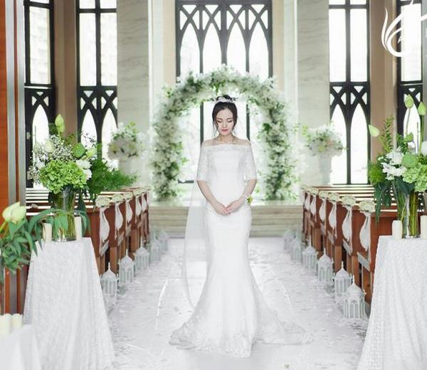 上品喜婚礼——保利教堂