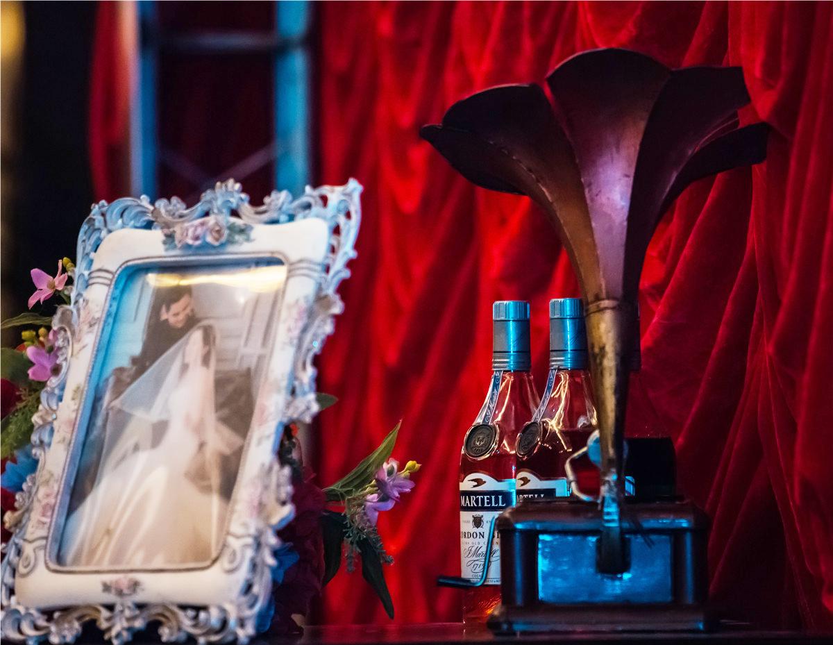 百老汇——主题婚礼