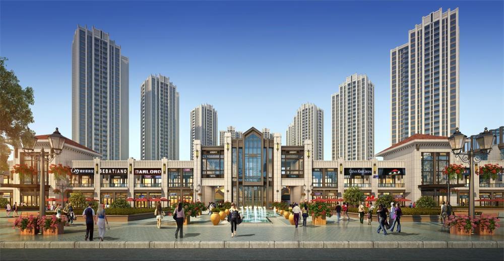 广安中迪国际社区