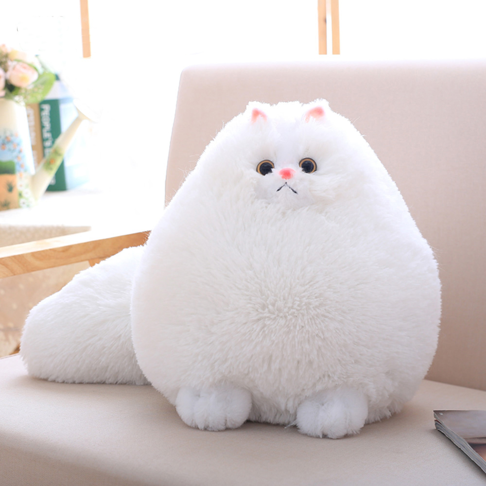 Wholesale super soft Persian cat pillow